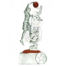 Кубок сувенирный Баскетбол HX1845-A6 (серебро)