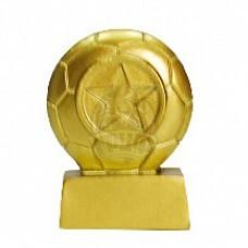 Кубок сувенирный Мяч звезда HX2052-C5 (золото)