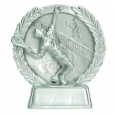 Кубок сувенирный Большой теннис HX2685-C6 (серебро)