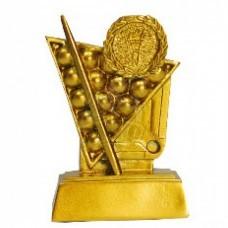 Кубок сувенирный Бильярд HX1747-B5 (золото)