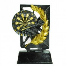 Кубок сувенирный Дартс HX3161-B1 (золото)