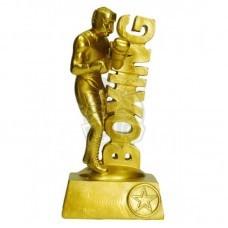 Кубок сувенирный Бокс HX3229-B6 (серебро)