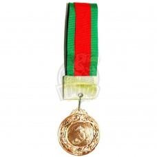 Медаль 4.0 см (бронза)