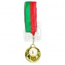 Медаль 5.0 см (золото)