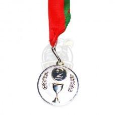 Медаль 5.0 см (серебро)
