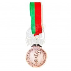 Медаль 6.5 см (бронза)