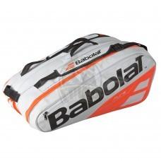 Чехол-сумка Babolat Pure Strike на 12 ракеток (красный)
