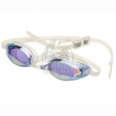 Очки для плавания стартовые Finis Lightning Mirror (Blue)