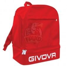 Рюкзак Givova Zaino Sport (красный)