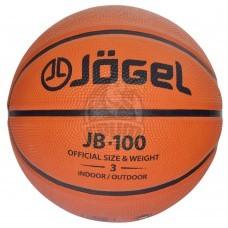 Мяч баскетбольный детский любительский Jögel Indoor/Outdoor №3