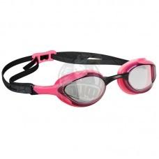 Очки для плавания тренировочные Mad Wave Alien (розовый)