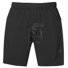 Шорты спортивные мужские Asics 2-N-1 7In Short (черный)