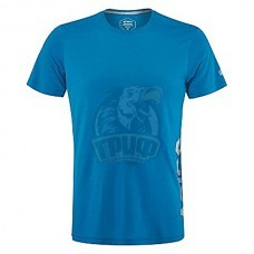 Футболка спортивная мужская Asics Esnt Dbl Gpx Ss Top (синий)