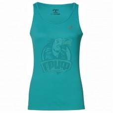 Майка спортивная женская Asics Tank (голубой)