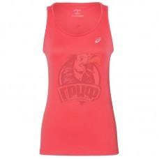 Майка спортивная женская Asics Tank (розовый)