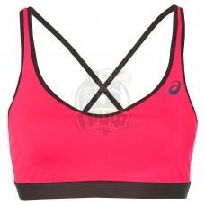 Топ спортивный женский Asics Criss Cross Bra (розовый)