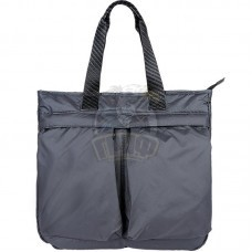 Сумка спортивная женская Asics Tote Bag (серый)