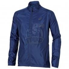 Куртка спортивная мужская Asics Woven Jacket (синий)