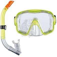 Набор для плавания подростковый Beco (маска + трубка)