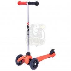 Самокат 3-х колесный Ridex Zippy 3D