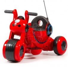 Электромотоцикл Wingo Moto Z Lux (красный)