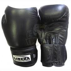 Перчатки боксерские Libera Profi Aiba кожа