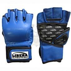 Перчатки для смешанных единоборств Libera кожа
