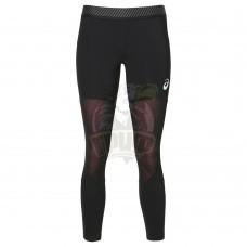 Тайтсы спортивные женские Asics Base Layer 7/8 Tight (черный)