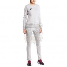 Костюм спортивный женский Asics Woman Knit Suit (серый)