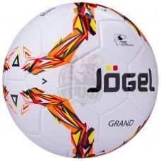 Мяч футбольный профессиональный Jogel Grand №5