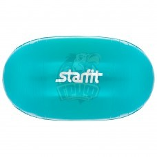 Мяч гимнастический (физиорол) овальный Starfit 55 см с системой антивзрыв