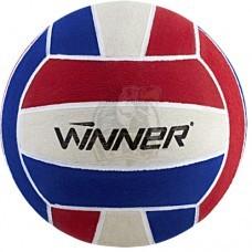 Мяч для водного поло тренировочный Winner №4 (синий/красный)