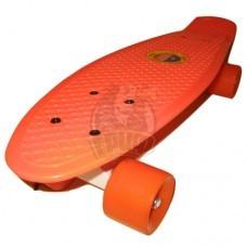 Пениборд (оранжевый)
