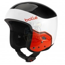Шлем Bolle Medalist Carbon Pro 314 White & Red