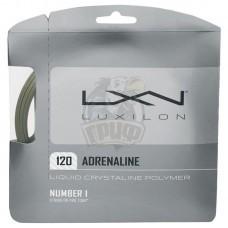 Струна теннисная Luxilon Adrenaline 1.20/12.2 м (серебристый)
