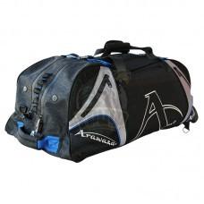 Сумка-рюкзак Arawaza 98 л (черный/синий)