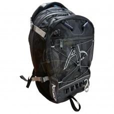Рюкзак спортивный Arawaza 34 л (черный/серый)