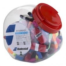 Обмотка для теннисной ракетки Babolat My Overgrip х1 (ассорти)