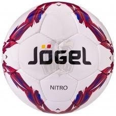 Мяч футбольный тренировочный Jogel Nitro №5