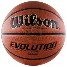 Мяч баскетбольный тренировочный Wilson Evolution Indoor №7