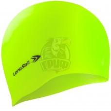 Шапочка для плавания Longsail (зеленый)