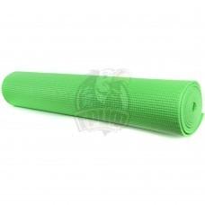Коврик гимнастический для йоги Artbell (зеленый)