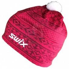 Шапочка лыжная женская Swix Myrene (розовый)