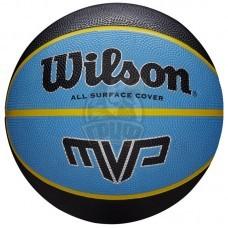 Мяч баскетбольный любительский Wilson MVP Mini Indoor/Outdoor №3