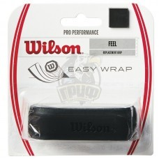 Обмотка базовая для теннисной ракетки Wilson Pro Performance (черный)