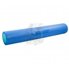 Ролик для йоги и пилатеса Starfit 90х15 см (синий/голубой)