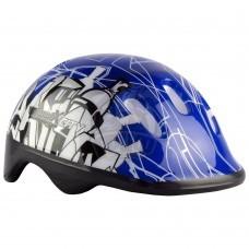 Шлем защитный Maxcity Baby City Blue