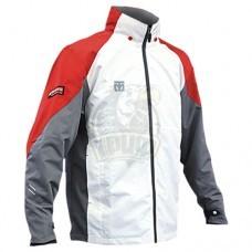 Куртка спортивная Mooto (серый/белый/красный)