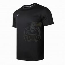 Футболка спортивная мужская Mooto (черный)