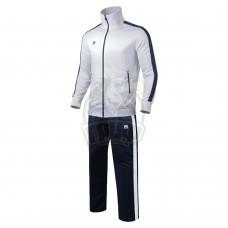Костюм спортивный Mooto (белый/синий)